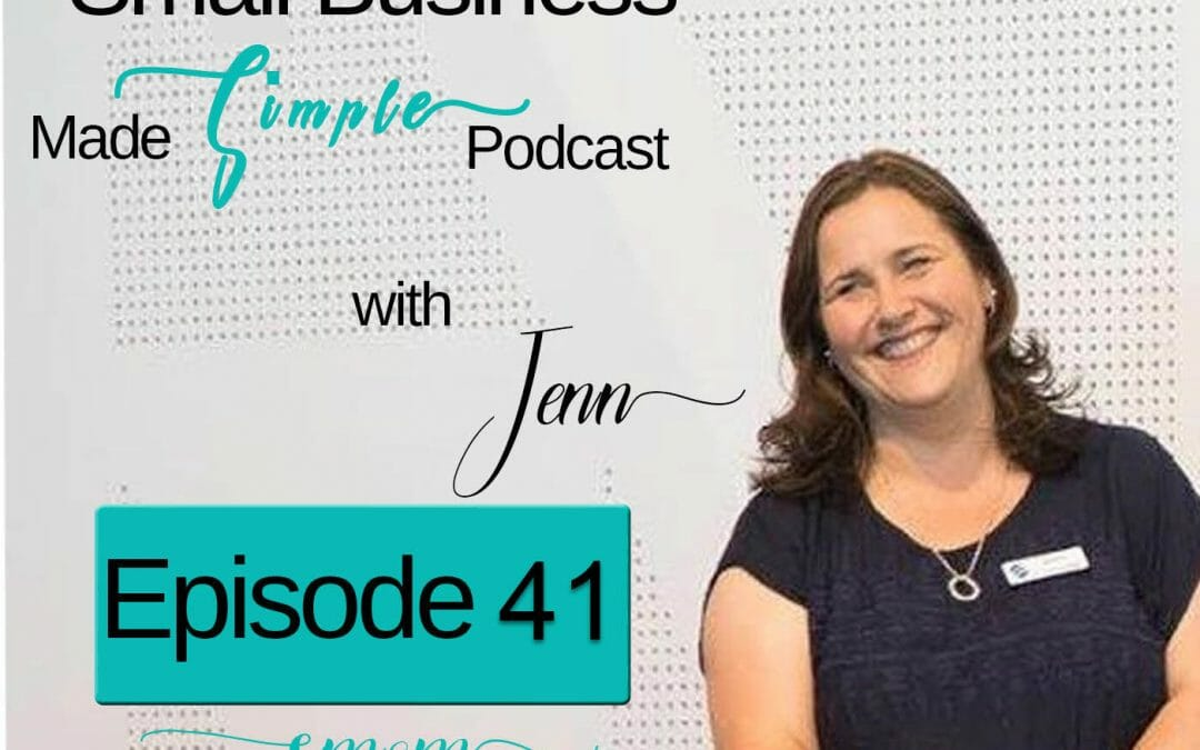 EPISODE 41 – DO YOU SUFFER FROM IMPOSTER SYNDROME? CONVERSATIONS WITH JANE ANDERSON