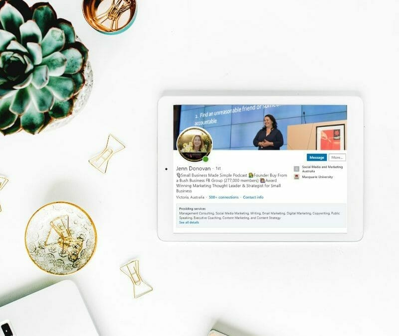 16 TIPS FOR USING LINKEDIN IN YOUR MARKETING MIX