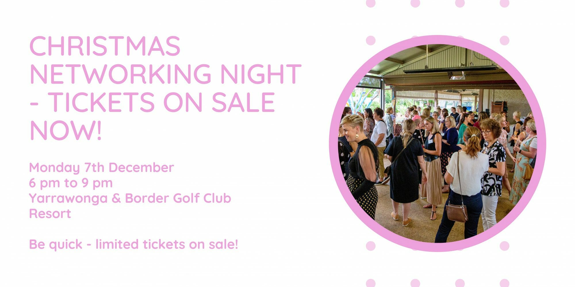 Christmas networking night december 2020