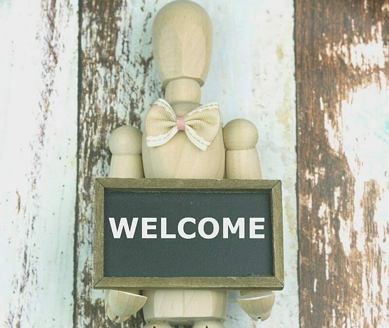 The Welcome Email – why it is SO important!