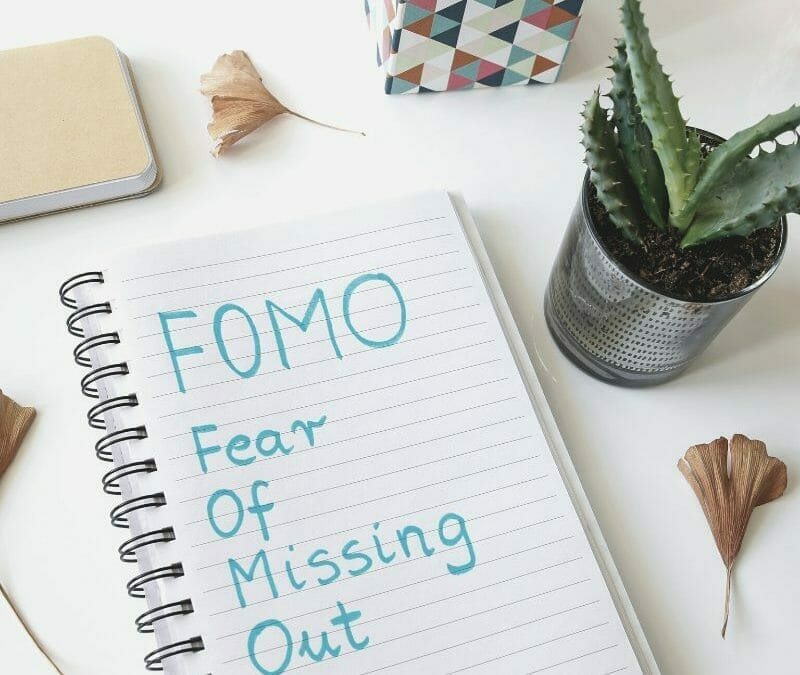 Why creating FOMO works in a business.
